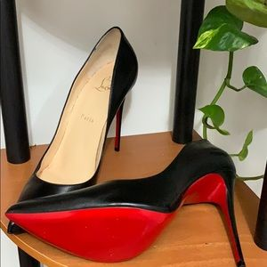 Beans new never worn louboutins size 40